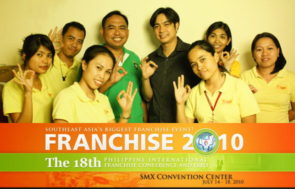 franchise expo 2010
